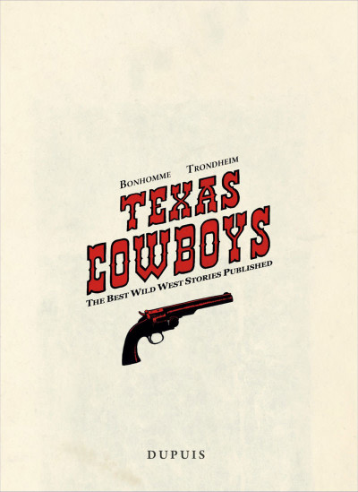 Page 3 Texas cowboys ; the best wild west stories published