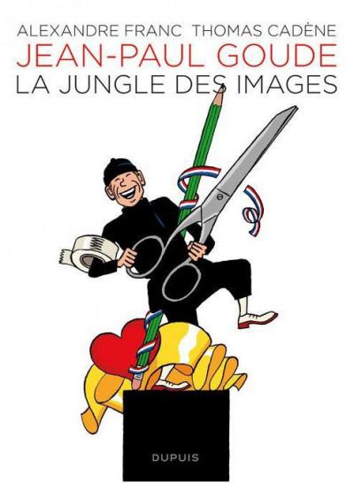 image de Jean-Paul Goude ; la jungle des images