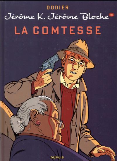 image de Jérôme K. Jérôme Bloche tome 15 - la comtesse