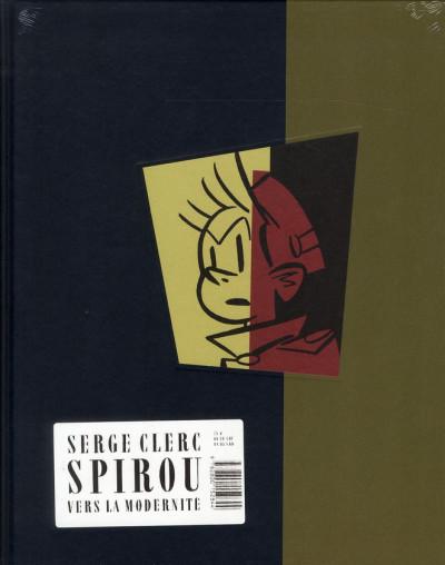 Couverture Spirou vers la modernité