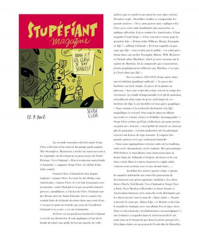 Page 2 Spirou vers la modernité