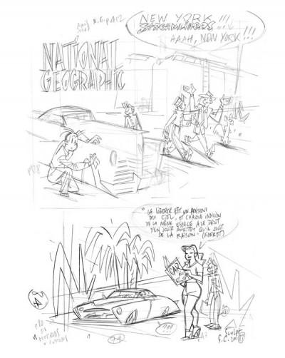 Page 5 Spirou vers la modernité