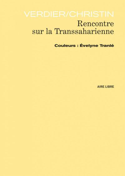 Page 3 rencontre sur la transsaharienne tome 1