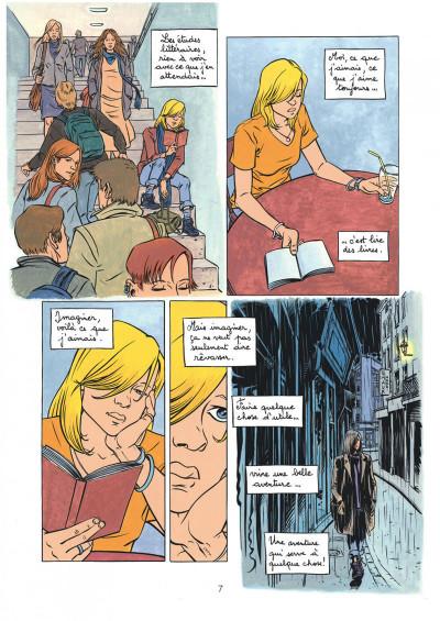 Page 7 rencontre sur la transsaharienne tome 1