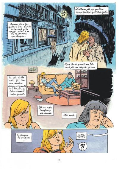 Page 8 rencontre sur la transsaharienne tome 1