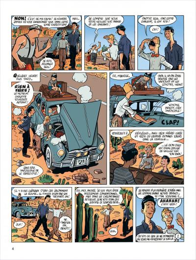 Page 4 Gringos locos tome 1