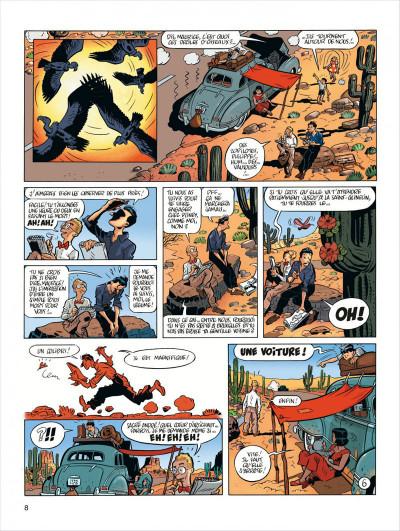 Page 8 Gringos locos tome 1