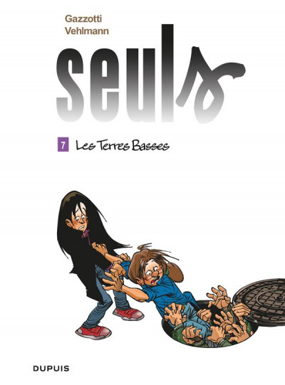 Couverture Seuls tome 7