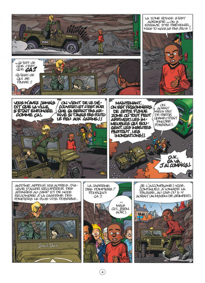 Page 4 Seuls tome 7