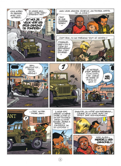 Page 5 Seuls tome 7