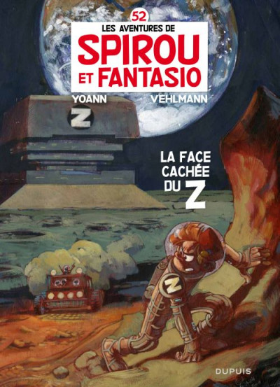 image de Spirou et Fantasio tome 52 - édition de luxe