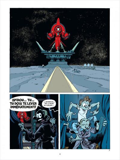Page 4 Spirou et Fantasio tome 52 - édition de luxe
