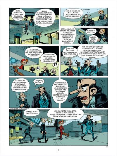 Page 7 Spirou et Fantasio tome 52 - édition de luxe