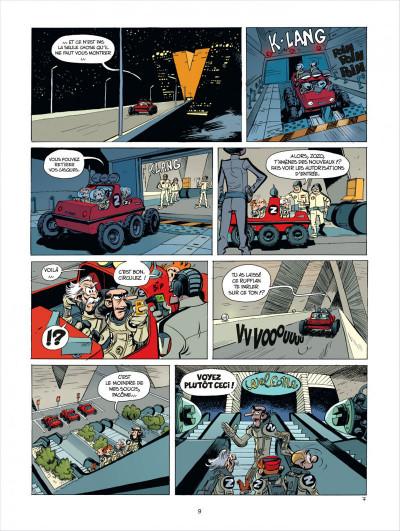 Page 9 Spirou et Fantasio tome 52 - édition de luxe