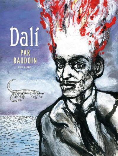 Couverture Dalí par Baudoin