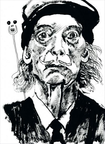 Page 7 Dalí par Baudoin