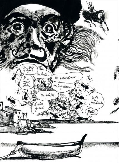 Page 8 Dalí par Baudoin