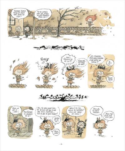 Page 4 zizi chauve-souris  tome 1 - cheveux rester