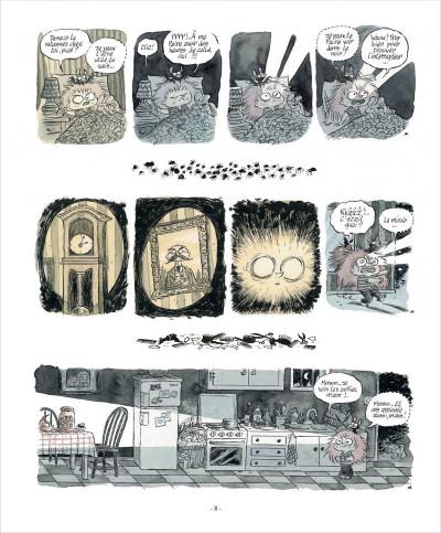 Page 8 zizi chauve-souris  tome 1 - cheveux rester