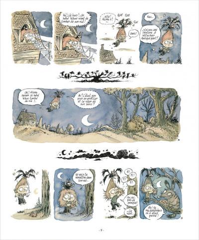 Page 9 zizi chauve-souris  tome 1 - cheveux rester