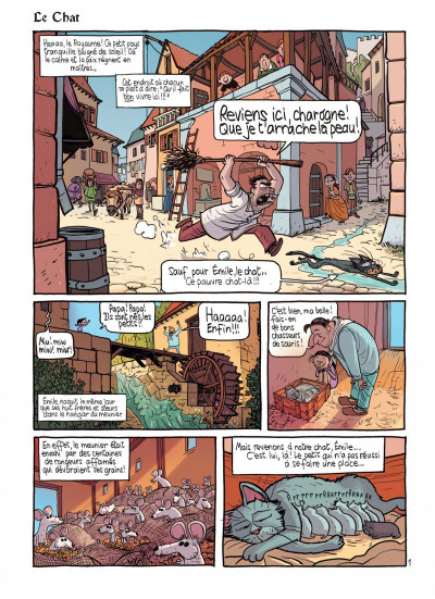Page 4 le royaume tome 6 - saperlipopette !