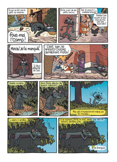 Page 8 le royaume tome 6 - saperlipopette !