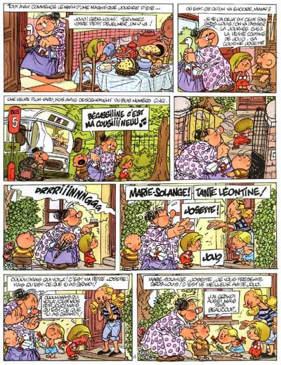 Page 3 Jojo tome 3 - on opère Gros-Louis