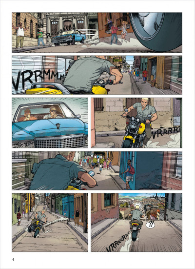 Page 4 alter ego tome 7 - Ultimatum