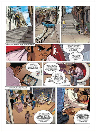 Page 5 alter ego tome 7 - Ultimatum