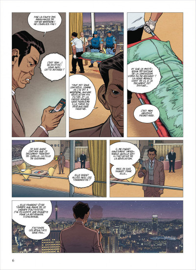 Page 6 alter ego tome 7 - Ultimatum