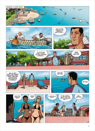 Page 7 alter ego tome 7 - Ultimatum