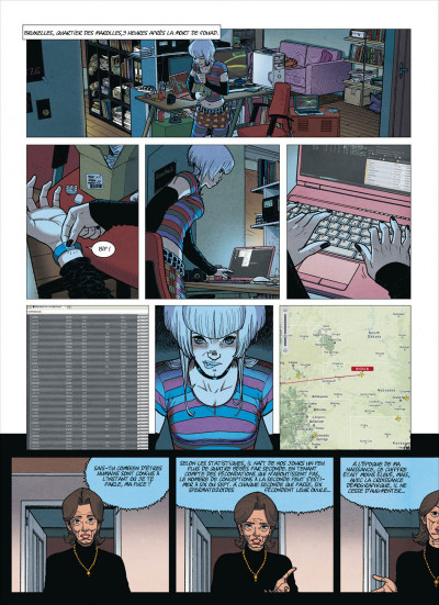 Page 8 alter ego tome 7 - Ultimatum