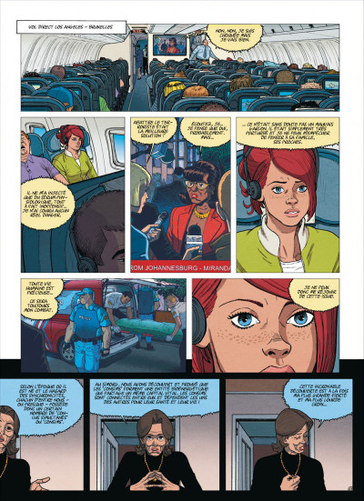 Page 9 alter ego tome 7 - Ultimatum