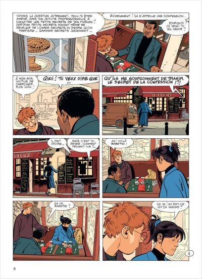 Page 6 Jérôme K. Jérôme Bloche tome 23