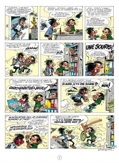 Page 3 Gaston - hors-série tome 1 - des gaffes et des chats