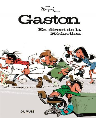 Couverture Gaston - En direct de la rédaction