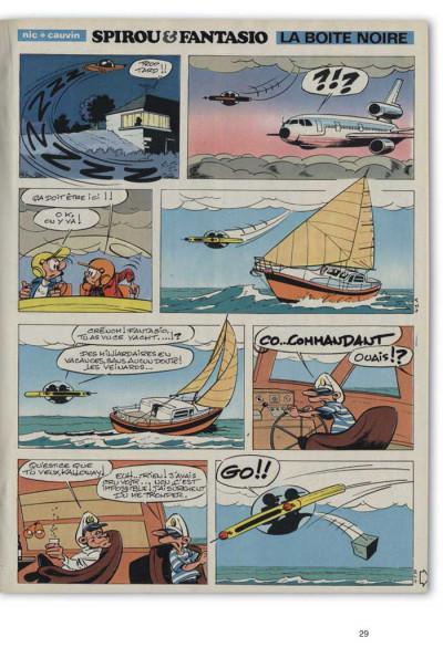 Page 3 Spirou et Fantasio - intégrale tome 12 - 1980-1983