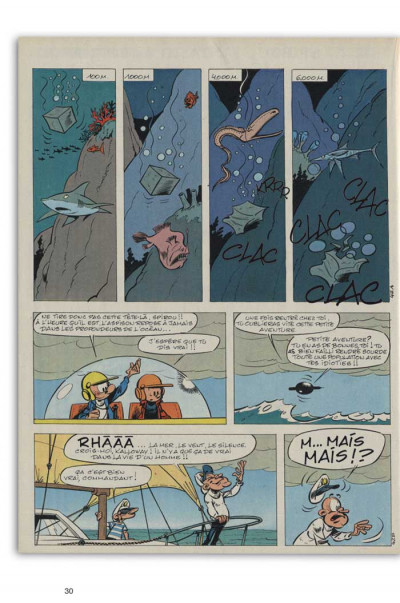 Page 4 Spirou et Fantasio - intégrale tome 12 - 1980-1983