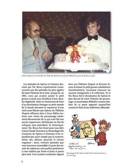 Page 6 Spirou et Fantasio - intégrale tome 12 - 1980-1983