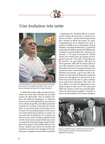 Page 8 Spirou et Fantasio - intégrale tome 12 - 1980-1983