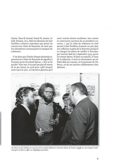 Page 9 Spirou et Fantasio - intégrale tome 12 - 1980-1983
