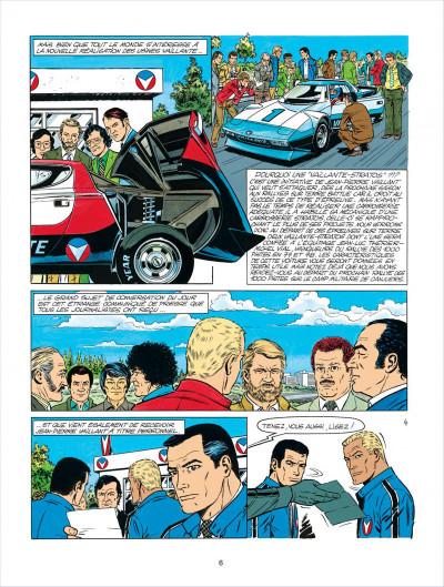 Page 6 Michel Vaillant tome 34 - K.O. pour Steve Warson