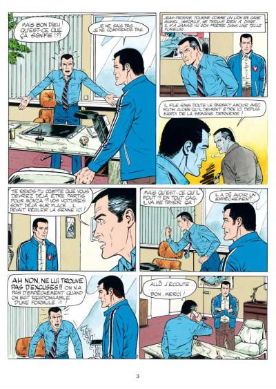 Page 1 Michel Vaillant tome 35 - le galérien