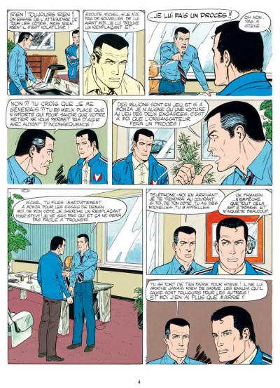 Page 2 Michel Vaillant tome 35 - le galérien