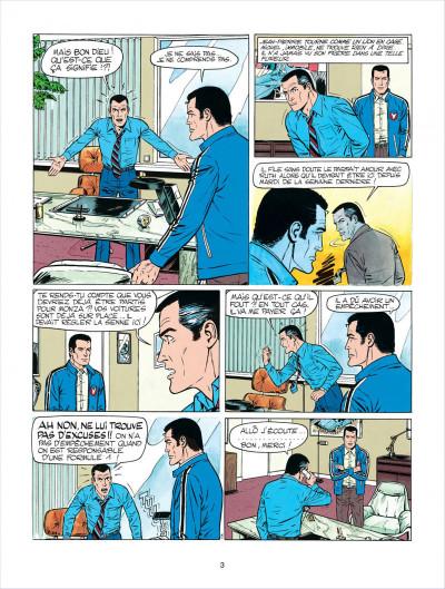Page 3 Michel Vaillant tome 35 - le galérien
