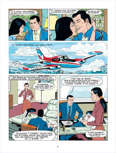 Page 6 Michel Vaillant tome 35 - le galérien