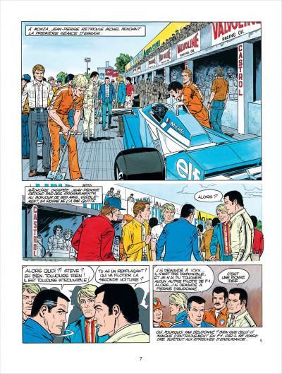 Page 7 Michel Vaillant tome 35 - le galérien