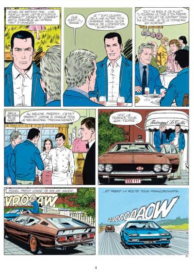 Page 2 Michel Vaillant tome 38 - Steve Warson contre Michel Vaillant