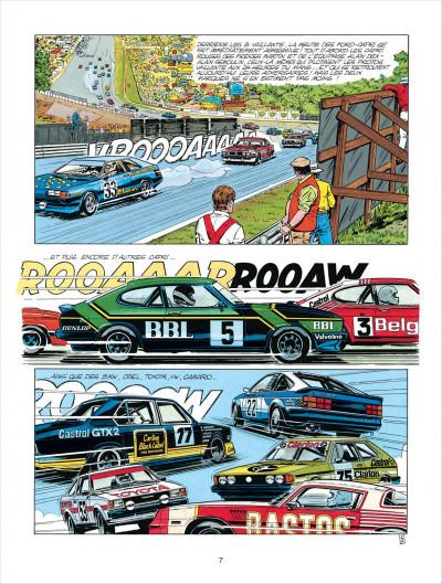 Page 7 Michel Vaillant tome 38 - Steve Warson contre Michel Vaillant