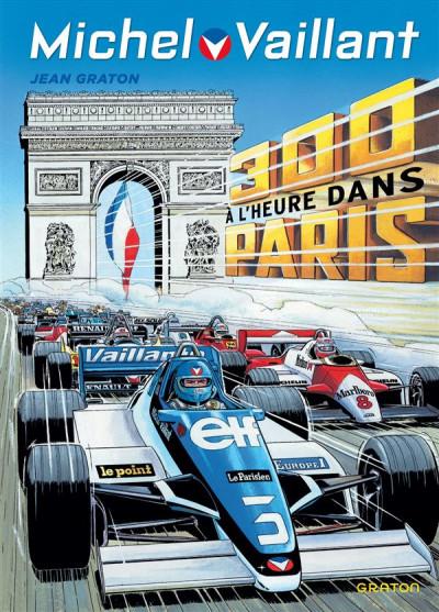 image de Michel Vaillant tome 42 - trois cents à l'heure dans Paris